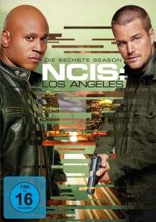 Navy CIS: Los Angeles Staffel 6, 6 DVDs