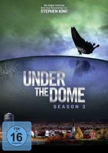 Under The Dome Season 3 (finale Staffel), 4 DVDs