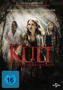 Der Kult - Die Toten kommen wieder, DVD