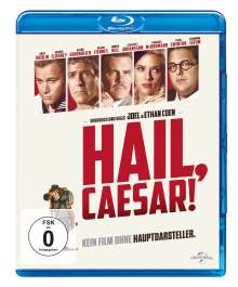 Hail, Caesar! (2016) (Blu-ray), Blu-ray Disc
