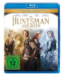 The Huntsman & The Ice Queen (Blu-ray), Blu-ray Disc