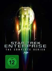 Star Trek Enterprise (Komplette Serie) (Blu-ray), 24 Blu-ray Discs