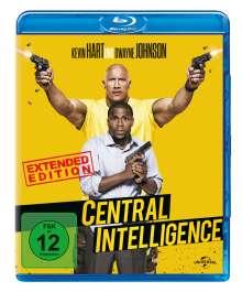Central Intelligence (Blu-ray), Blu-ray Disc