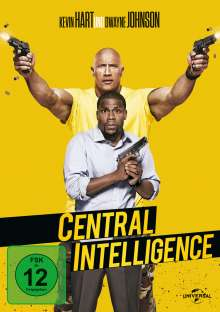 Central Intelligence, DVD