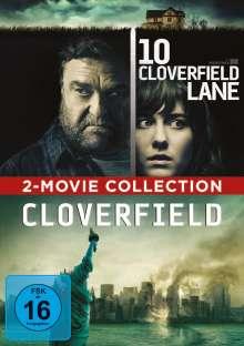 Cloverfield / 10 Cloverfield Lane, 2 DVDs