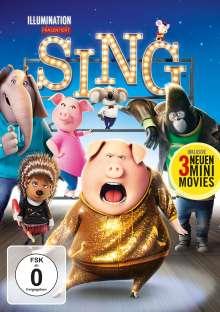 Sing, DVD