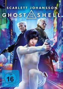 Ghost in the Shell (2017), DVD