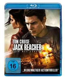 Jack Reacher: Kein Weg zurück (Blu-ray), Blu-ray Disc