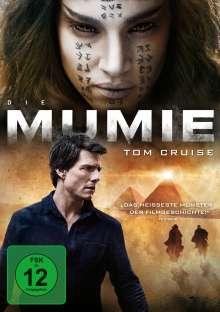 Die Mumie (2017), DVD