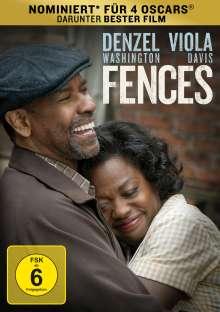Fences, DVD