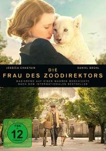 Die Frau des Zoodirektors, DVD