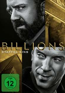 Billions Staffel 1, 6 DVDs