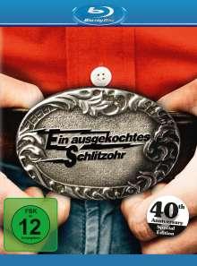Ein ausgekochtes Schlitzohr (40th Anniversary Edition) (Blu-ray & DVD), 1 Blu-ray Disc und 1 DVD