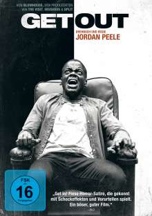 Get Out, DVD