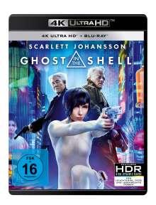 Ghost in the Shell (2017) (Ultra HD Blu-ray & Blu-ray), 2 Ultra HD Blu-rays