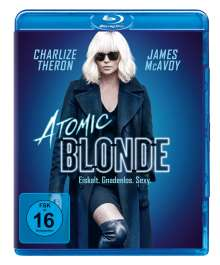 Atomic Blonde (Blu-ray), Blu-ray Disc