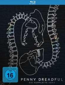 Penny Dreadful (Komplette Serie) (Blu-ray), 10 Blu-ray Discs