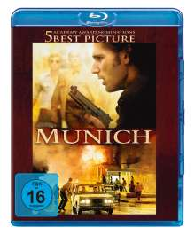 München (Blu-ray), Blu-ray Disc