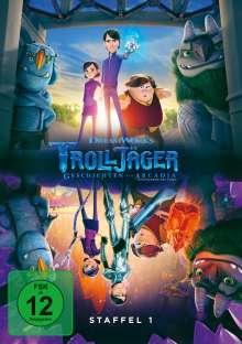 Trolljäger Staffel 1, 4 DVDs