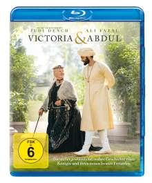 Victoria & Abdul (Blu-ray), Blu-ray Disc