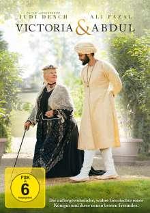 Victoria & Abdul, DVD