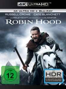 Robin Hood (Director's Cut & Kinofassung) (Ultra HD Blu-ray & Blu-ray), 1 Ultra HD Blu-ray und 1 Blu-ray Disc