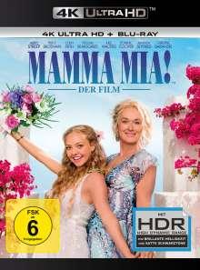 Mamma Mia! (Ultra HD Blu-ray & Blu-ray), 1 Ultra HD Blu-ray und 1 Blu-ray Disc