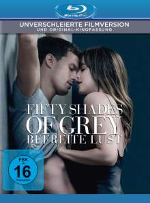 Fifty Shades of Grey 3 - Befreite Lust (Blu-ray), Blu-ray Disc
