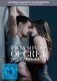 Fifty Shades of Grey 3 - Befreite Lust, DVD