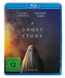 A Ghost Story (Blu-ray), Blu-ray Disc