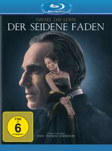 Der seidene Faden (Blu-ray), Blu-ray Disc