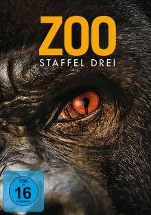 Zoo Staffel 3 (finale Staffel), 3 DVDs