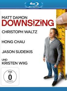 Downsizing (Blu-ray), Blu-ray Disc