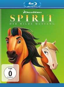 Spirit - Der wilde Mustang (Blu-ray), Blu-ray Disc