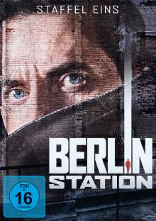 Berlin Station Season 1, 4 DVDs
