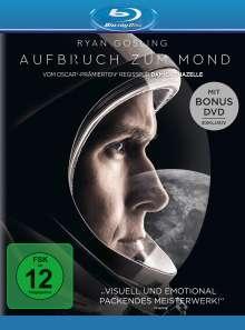 Aufbruch zum Mond (Blu-ray), 1 Blu-ray Disc und 1 DVD