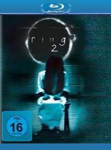 Ring 2 (2005) (Blu-ray), Blu-ray Disc