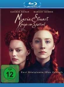 Maria Stuart, Königin von Schottland (2018) (Blu-ray), Blu-ray Disc