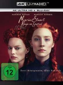 Maria Stuart, Königin von Schottland (2018) (Ultra HD Blu-ray & Blu-ray), 1 Ultra HD Blu-ray und 1 Blu-ray Disc