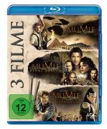 Die Mumie 1-3 (Blu-ray), Blu-ray Disc