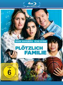 Plötzlich Familie (Blu-ray), Blu-ray Disc