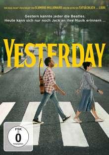 Yesterday, DVD