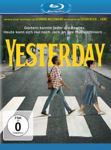 Yesterday (Blu-ray), Blu-ray Disc