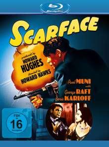 Scarface (1932) (Blu-ray), Blu-ray Disc
