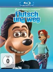 Flutsch und weg (Blu-ray), Blu-ray Disc