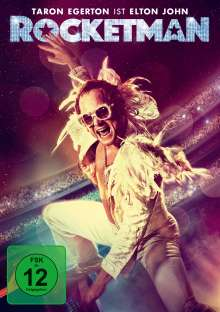 Rocketman, DVD