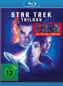 Star Trek - 3 Movie Collection (Blu-ray), 3 Blu-ray Discs