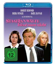 Staatsanwälte küsst man nicht (Blu-ray), Blu-ray Disc