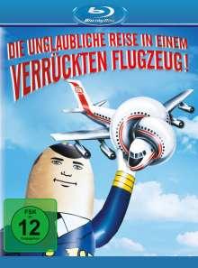 Die unglaubliche Reise in einem verrückten Flugzeug (Blu-ray), Blu-ray Disc