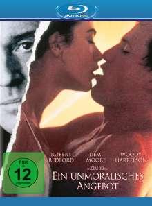 Ein unmoralisches Angebot (Blu-ray), Blu-ray Disc